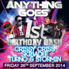 Download 2 Face Saga & Bobby One @ Anything Goes 1st Birthday Bash Mp3
