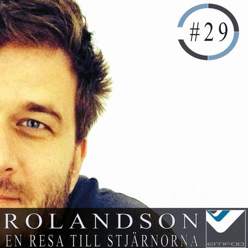 EMFDO Podcast #029 mixed by Rolandson - En Resa Till Stjärnorna