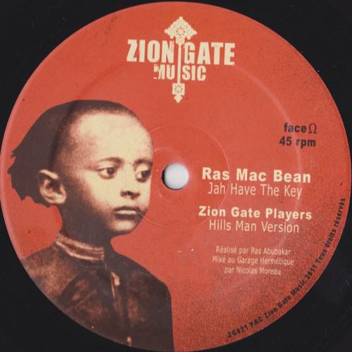 Ras Mac Bean  -  Jah Have The Key