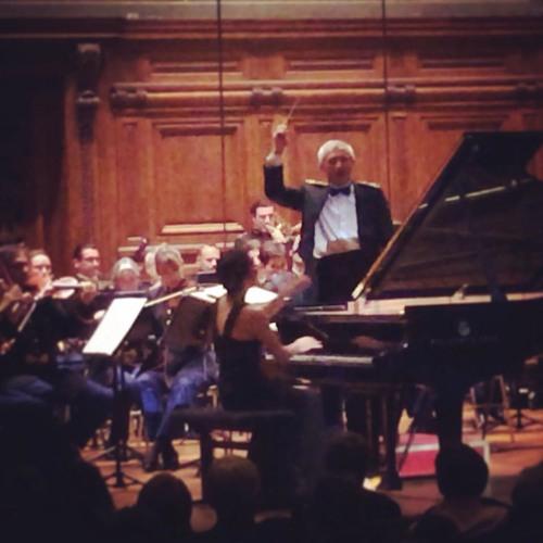 Rachmaninoff Piano Concerto No. 1, Op. 1