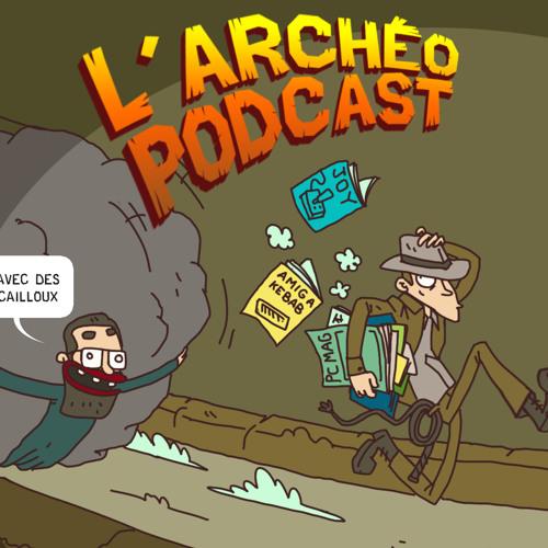 #16, l'Archéopodcast