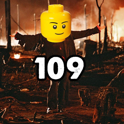 109: Award Winning Lego Finger-Spritz