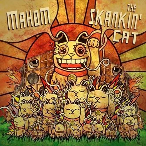 The skankin' cat