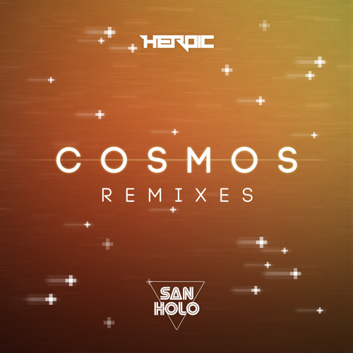 San Holo - COSMOS EP [Remix Competition]