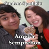 Student Spotlight: Episode 1, Amelia!
