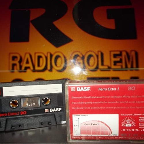 Radio Golem 90,3 FM - Podzim 1992 (Formánek, Viktořík, Rokl)