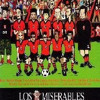 El Crack - Los Miserables.  Video Clip