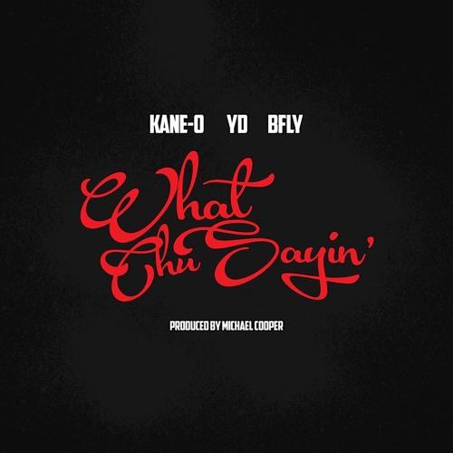 Kane-O, YD, BFly – What Chu Sayin