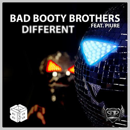 Bad Booty Brothers Feat. Piure - Different (Radio Edit)