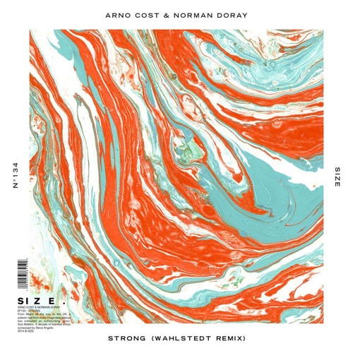Arno Cost & Norman Doray - Strong (Wahlstedt Remix)