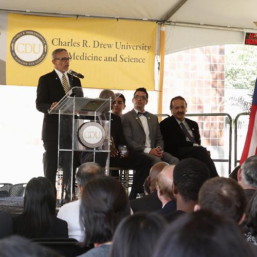 State of the University Address 2014--Audio