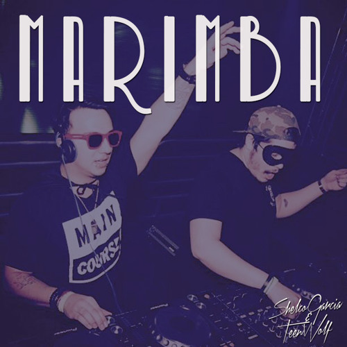 Shelco Garcia & Teenwolf - Marimba (Original Mix)