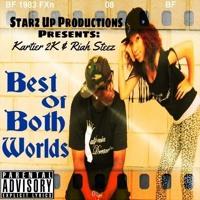 Kartier 2K & Riah Steez - WestCoast Party Feat. Whitney Fierro (Produced By Kartier 2K)