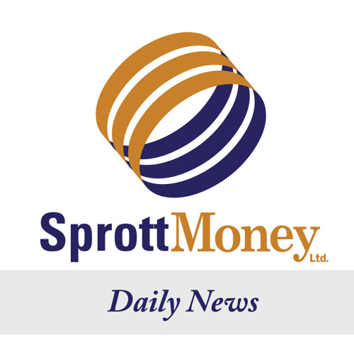 Sprott Money Daily News (October 10, 2014)