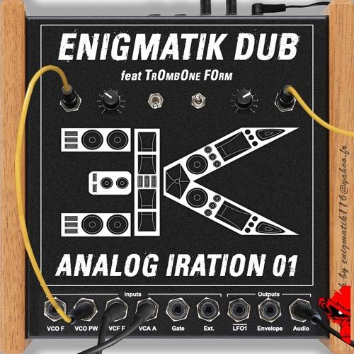 Enigmatik Dub - Analog Iration EP