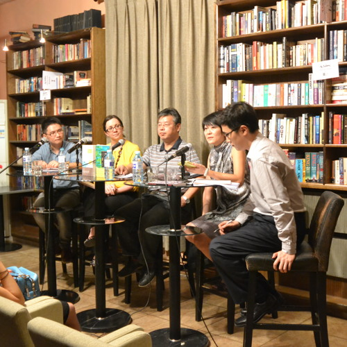 Digital Literature in Australia and China: Marco Polo Festival 2014