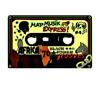 Map Musik Express! Presenta Mixtape #4: África '70 - Black Power Grooves