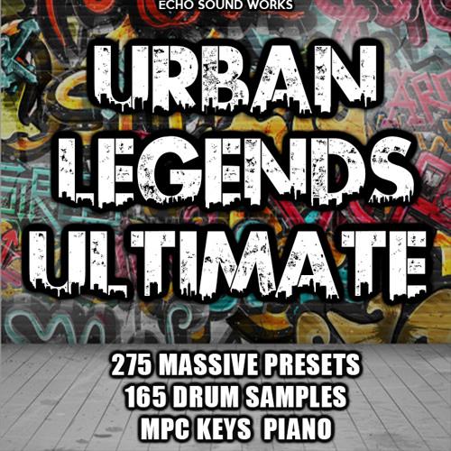 Urban Legends Ultimate Massive Soundset