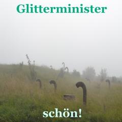 Glitterminister - Dankeschön