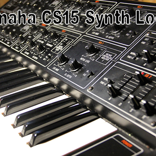 Yamaha CS15 Synth Loops Demo
