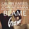 Calvin Harris - Blame Feat. John Newman (Gioni Bootleg) {Free Download}