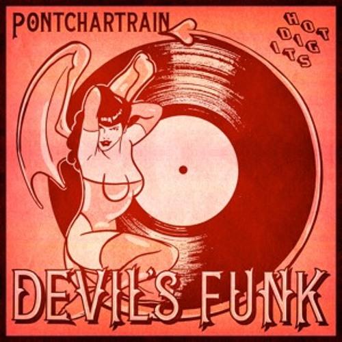 HOTDIGIT006 Pontchartrain - Devils Funk EP