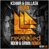KSHMR & DallasK - Burn (MxM & GRMN Remix)