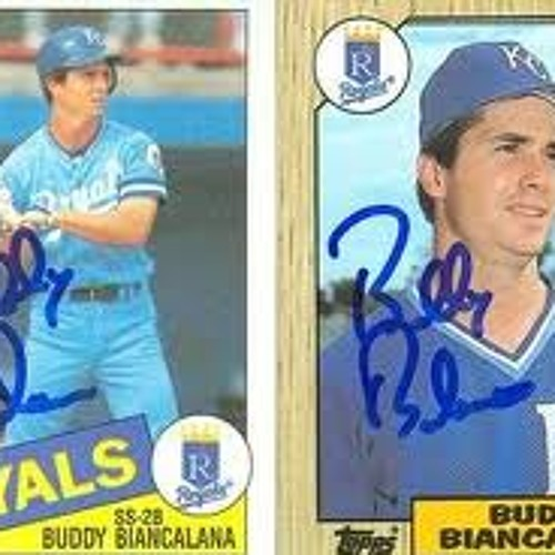 5/30/2013 Buddy Biancalana Interview (Passed Ball Show)