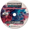 Outbreak Festival 2014 Promo Mix By In2DeeP