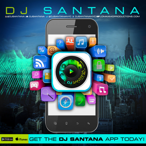 DJ Santana - Dembow Mix 20 - July 2014