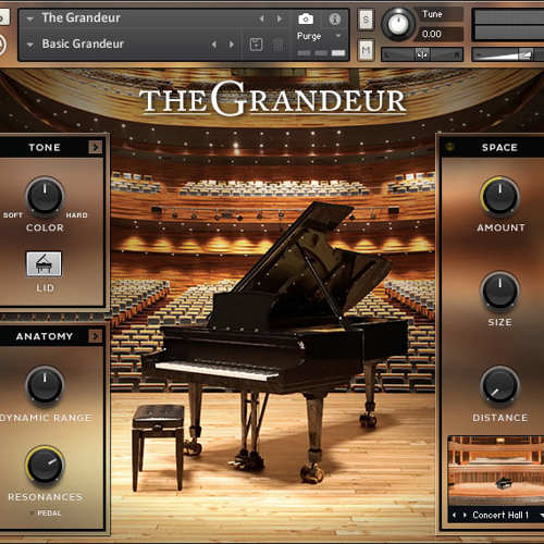 NI Pianos - 04 The Grandeur