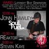 Jonn Hawley Live on 91.7FM WMSE - 10.11.14