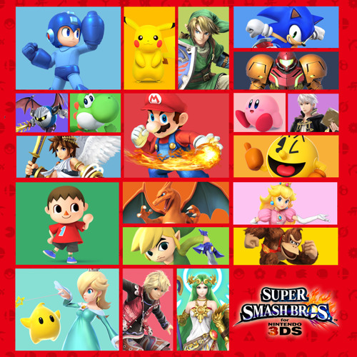 Super Smash Bros. for 3DS – Minor Circuit (Super Punch-Out!!!)