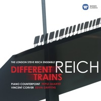 Warner CD - Steve Reich - Piano Counterpoint (Vincent Corver)