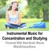 Calming Music For Studying (plus 14hz beta brain waves)