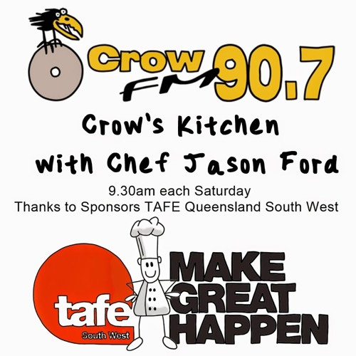Crow's Kitchen with Chef Jason Ford (Promo)