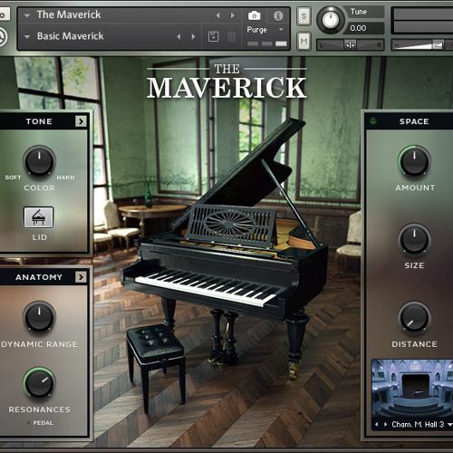 NI Pianos - 02 The Maverick