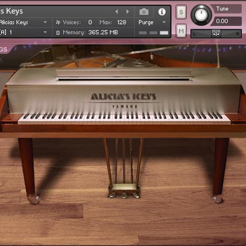 NI Pianos - 09 Alicias Keys