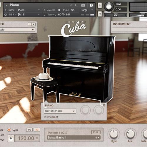 NI Pianos - 16 Upright Piano (Cuba)
