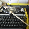 Music from a typewriter