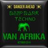 VAN AFRIKA Techno October  2014 Mix - Tokyo Japan
