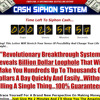 Ewen Chia's Cash Siphon System - New!