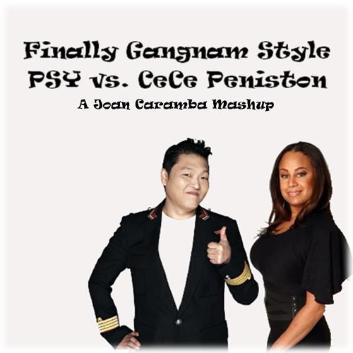 PSY vs. CeCe Peniston - Finally Gangnam Style