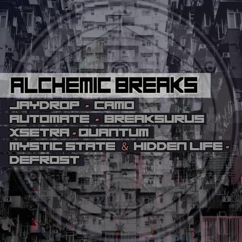 Xsetra - Quantum out now on Alchemic Breaks.