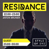 ResiDance on Europa Plus! Saturday 11.10.2014 first hour with Anton Bruner