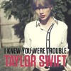 Taylor Swift - I Knew You Were Trouble [Spaarkey Dubstep Remix]