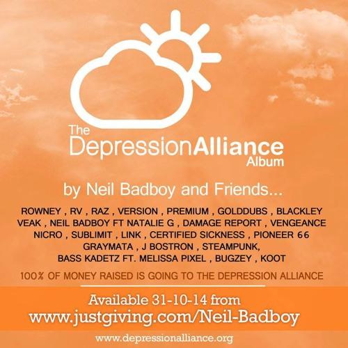 Raz - My Love - The Depression Alliance Album