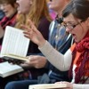Sacred Harp Singing - Glasgow, Scotland