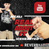 Real About It - Icehearted Ft Jr Cali