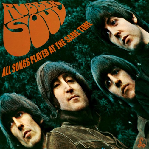 All Rubber Soul Songs Played at the Same Time